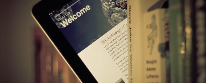De introductie van de iPad op het Heerenveense Bornego College
