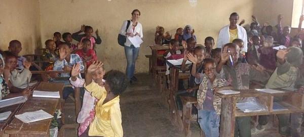 Martina in Ethiopië #2: Iedereen leert!?