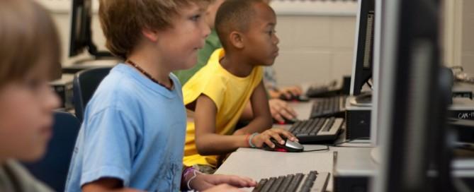 Infographic: hoe het internet kinderen slimmer maakt