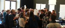 De Himalaya-aanpak op de OPP van de Amsterdamse Theaterschool