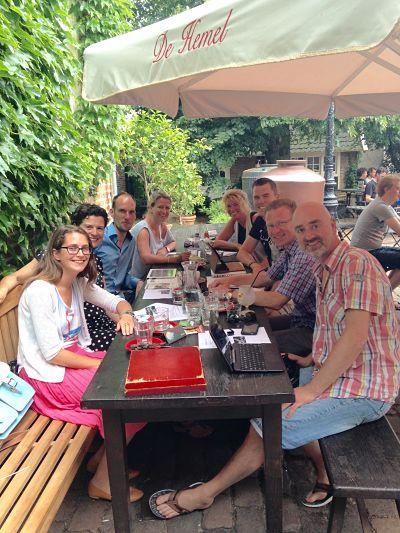 Barbecue in Nijmegen