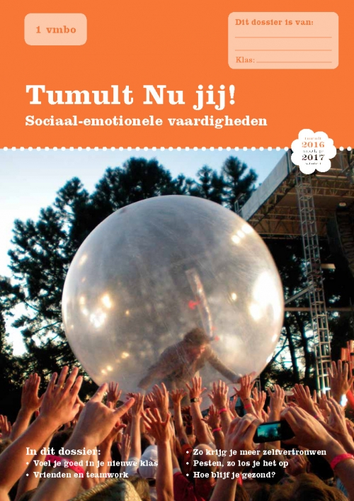 Tumult Nujij Cover 2016