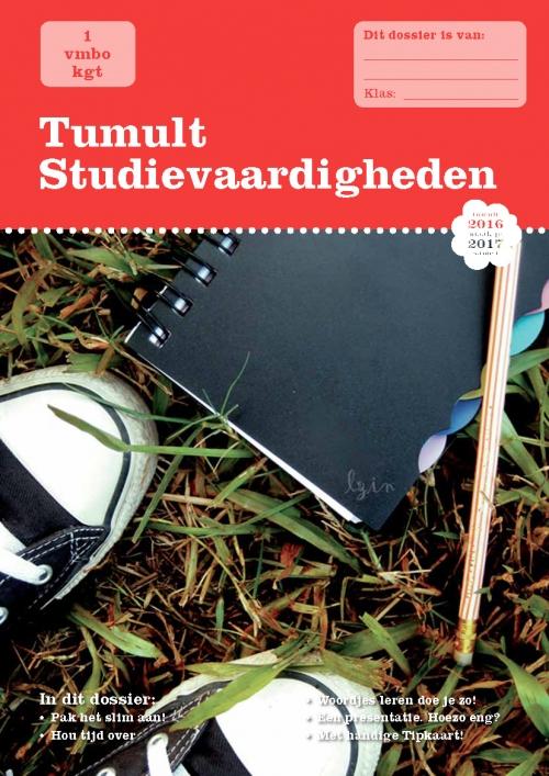 Tumult SV1-KGT Cover 2016