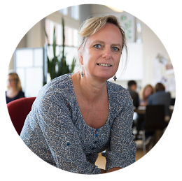 Feikje Swierstra - Officemanager en klantenservice