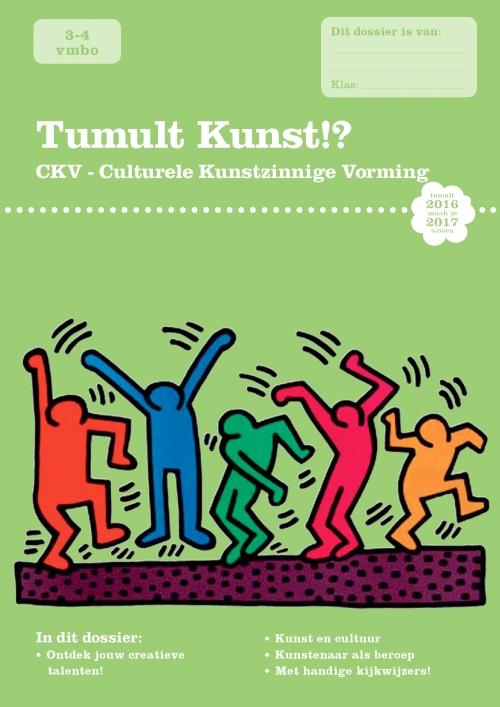 Tumult CKV 3-4 Cover 2016