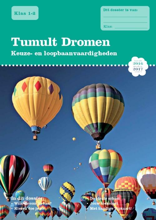 Tumult Dromen Cover 2016