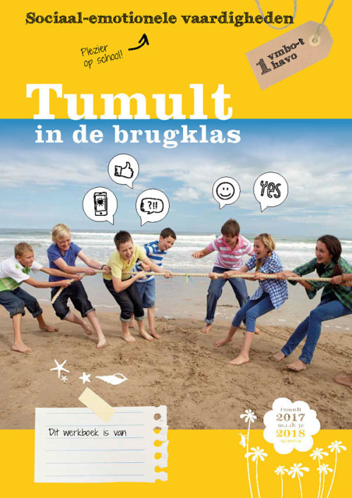 Tumult in de brugklas sev 1 th