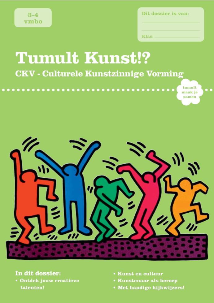 Tumult Kunst 3-4 vmbo