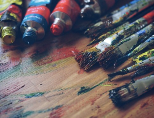 Zes tips om je leerlingen enthousiast te maken voor kunst