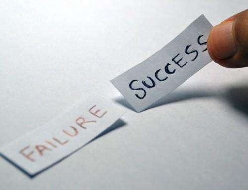 Inspirerend: een CV vol mislukkingen!
