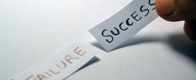 CV of Failures: fouten maken mag