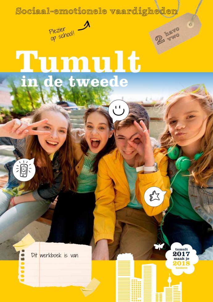 Tumult in de tweede sociaal-emotionele vaardigheden 2 havo/vwo