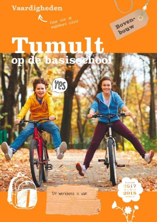 Tumult Studievaardigheden basisschool 2017 omslag