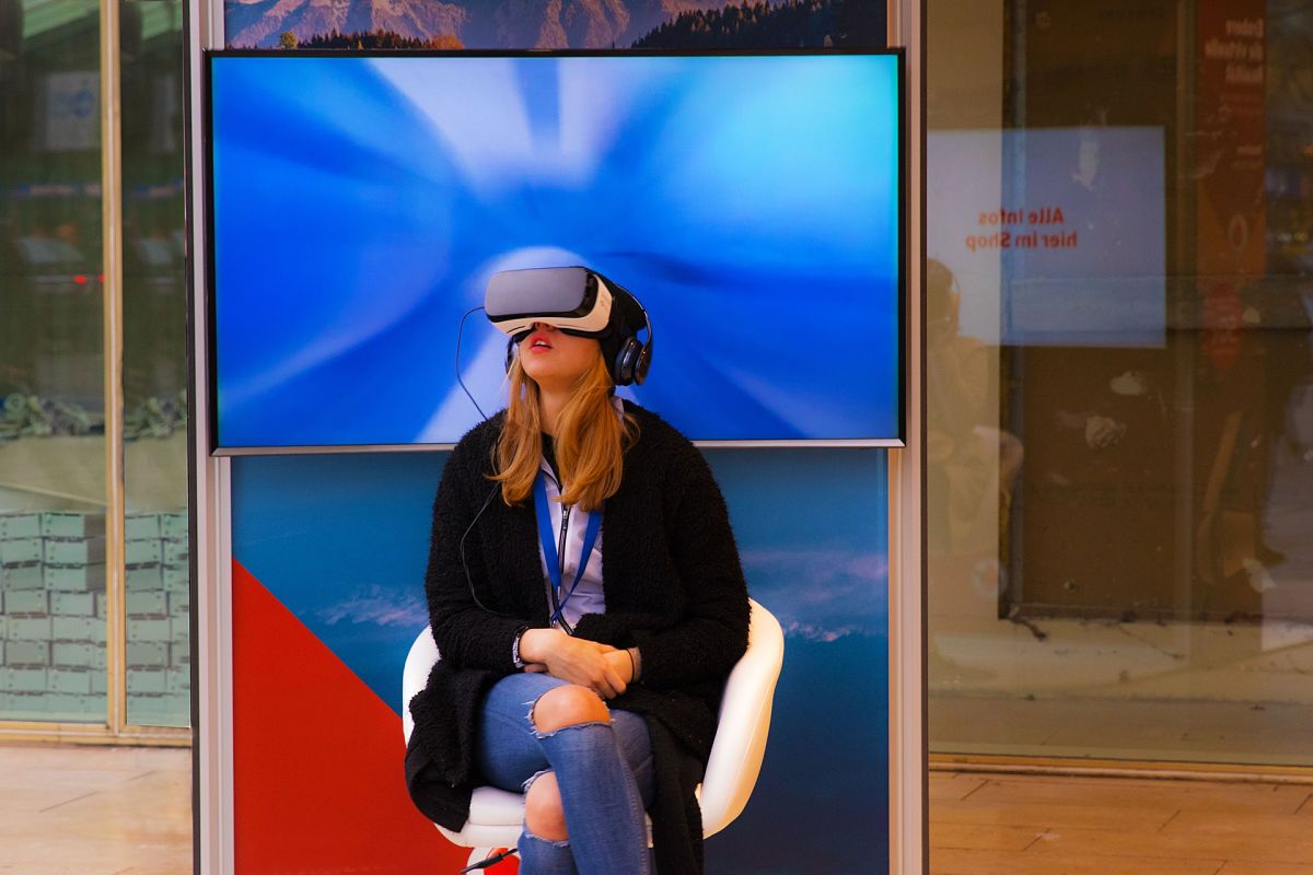 Vernieuwing in het onderwijs: leren met VR!