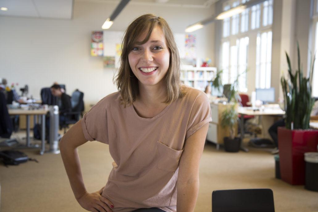Onze Edupartners #5: onderwijskundig ontwerper Veerle van Pinxteren