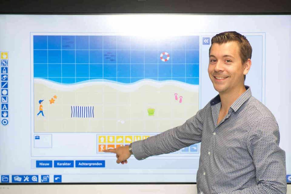 Onze Edupartners #7: ICT-onderwijsbegeleider Frank Reinders