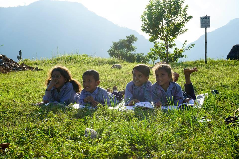Onderwijsvernieuwers #5: Maya Universe Academy in Nepal