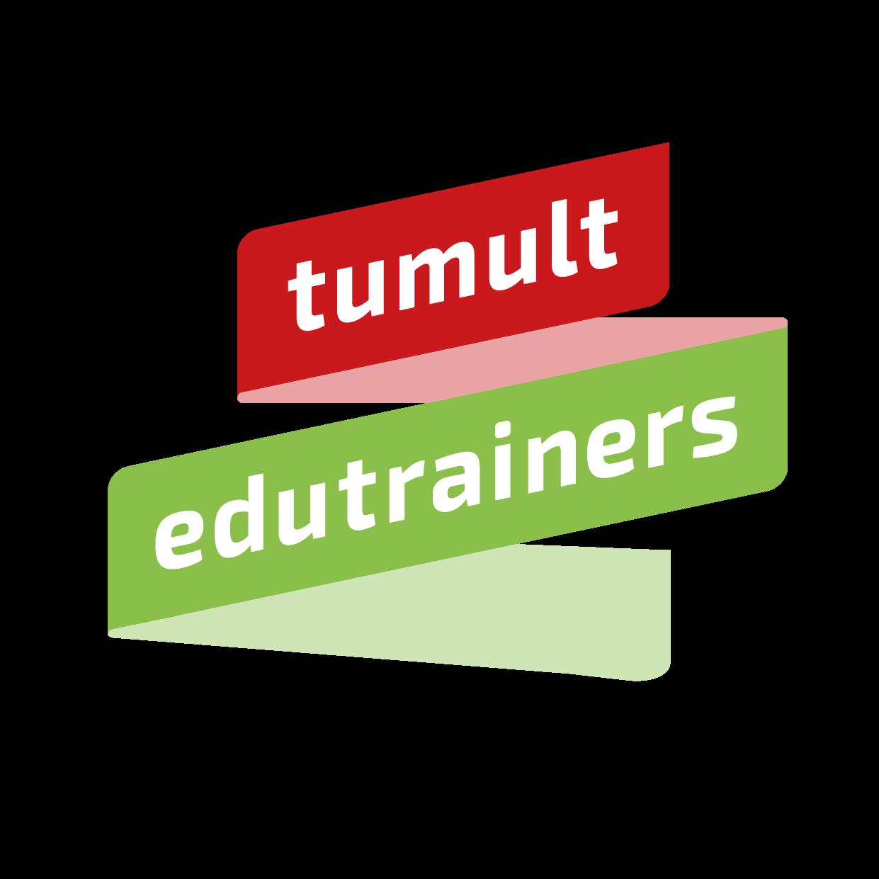 Logo Tumult Edutrainers